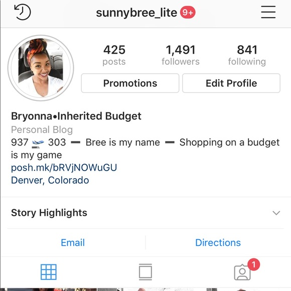Other - Follow my blog!